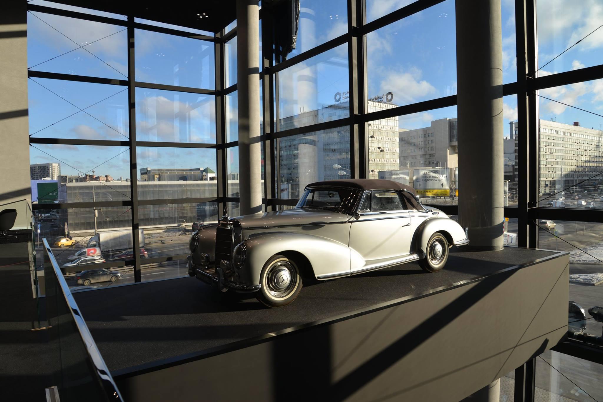"""Фото Дилерский центр Audi и Mercedes Benz для группы компаний """"Авилон"""""""