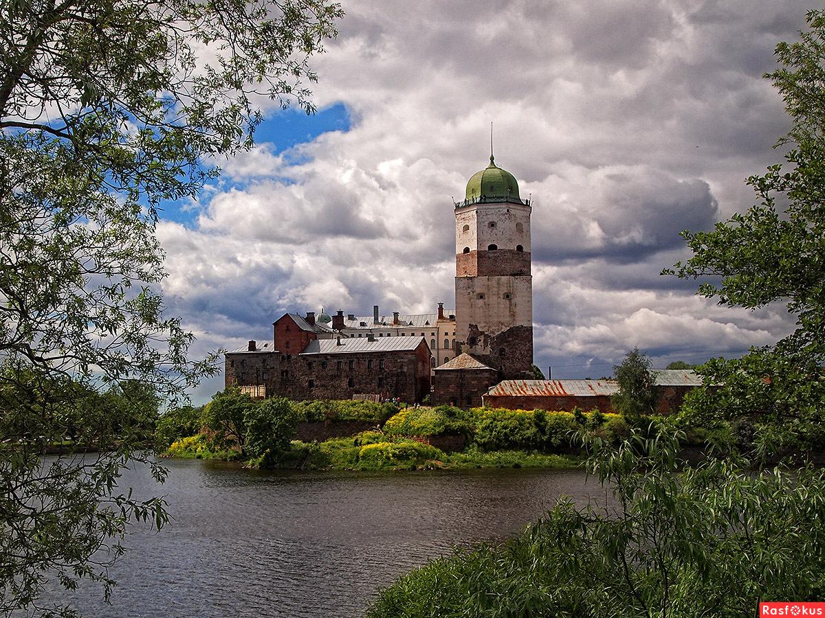 Фото Башня Олафа