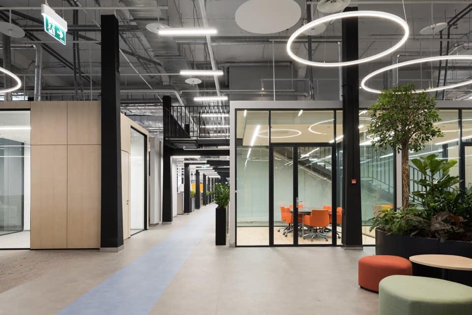 Фото Офисные помещения Ингосстрах