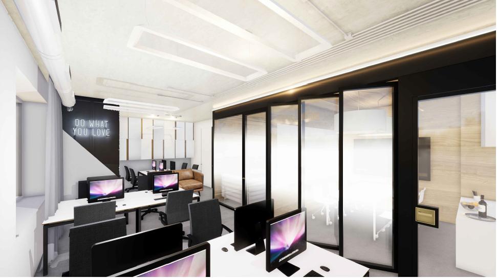 Фото Офисные помещения Oracle